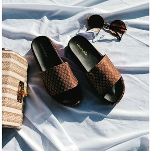 🆕️The Nude Collection// Brown Sandal